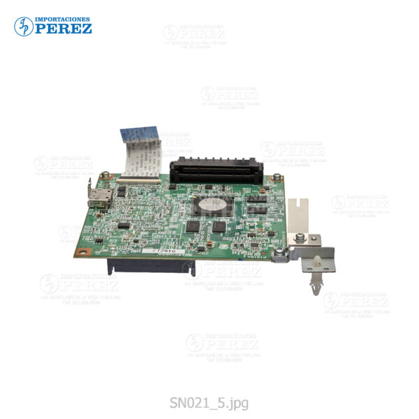 Tarjeta Control ADF DUAL SCAN Verde (PWB-DS) Bh- 454e 554e 654e 754e C454e C554e C654e C754e  - - - 0g - DF-701 - Konica Minolta - Original - Konica Minolta - 0SN021