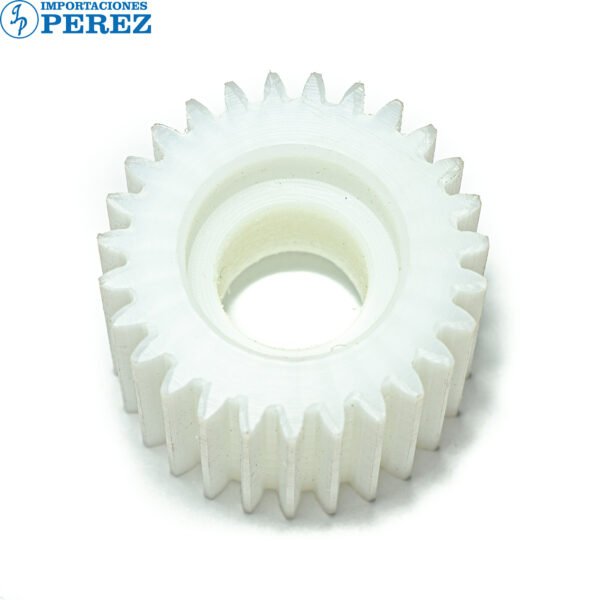 Gear 27T Blanco (Fusor) Ep- 5050 6000  - - - 0g - Unid. Fusora - Compatible - Hechizo - 0R01009
