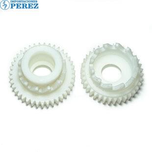 Gear 36 y Gear 39T (Kit) Blanco (Fusor) Ep- 5050 6000  - Kit x02 - 0g - Unid. Fusora - Compatible - Hechizo - 0R01011