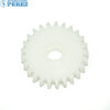 Gear 25T Blanco (Motor Web Roller) Ep- 6000 6001  - - - 0g - - - Compatible - Hechizo - 0R01029
