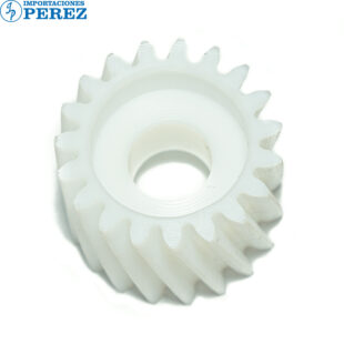 Gear 19T - Corto Blanco (Fusor) Mp- C2003 C2503 C3003 C3503 C4503 C5503 C6003 C2004 C2504 C3004 C3504 C4504 C6004  - - - 0g - Unid. Fusora - Compatible - Hechizo - 0R01046