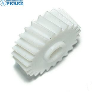 Gear 24T Blanco (Fusor) Bizhub - C224 C284 C364 C454 C554 C654 C754 C224e C284e C364e C454e C554e C654e C754e 654 754 224e 284e 364e 454e 554e 654e 754e  - - - 0g - Unid. Fusora - Compatible - Hechizo - 0R01047