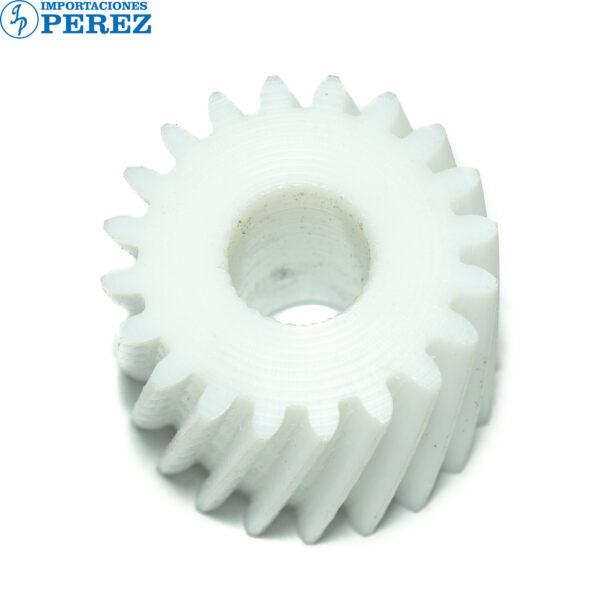 Gear 20T Blanco (Fusor) Mp- C2051 C2551  - - - 0g - Unid. Fusora - Compatible - Hechizo - 0R01050